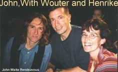John Waite and Wife | Johnwithmeandhenrike.jpg (40065 bytes)