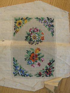 Stickvorlagen, antike Muster für Kreuzstich für Kleidung, Tisch- und Bettwäsche | eBay