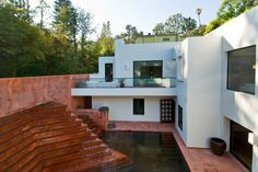 Spectacular Luis Barragán Fountain Home Remodel by Tim Cambell | HomeDSGN