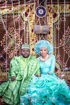 BellaNaija 'Glam Couple', Amina and Nasir | BellaNaija Weddings | Photography by BMB Photography