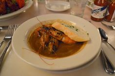BBQ Shrimp..... Delicious.