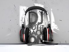 Showing DJ Put It Back On at resolution , DJ Put It Back On headphones and typography desktop art wallpaper music wallpapers Family Force 5, Music Wallpaper, Over Ear Headphones, Headset, Desktop, Hiphop, Rocks, Facebook, Fashion
