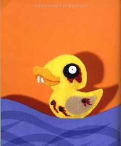 Free craftbook: Zombie felties - How to Raise 16 Gruesome Felt Creatures from…