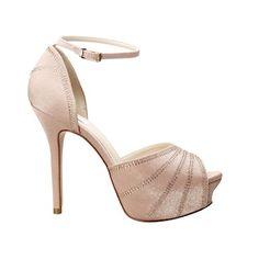 Peep toe Elegance - Belle Mariée - MTA9635