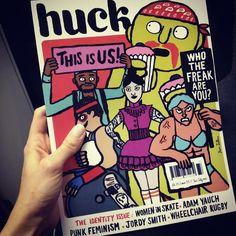 Huck, apparently