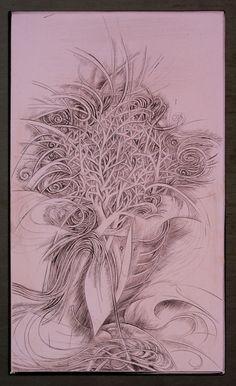 「版画アマビエ」特別頒布参加銅版画作品の原板 19.8x11.7cm 林孝彦2020 #takahikohayashi #林孝彦 #版画アマビエ #アマビエ #ambie Abstract, Artwork, Projects, Summary, Work Of Art, Auguste Rodin Artwork, Artworks, Illustrators