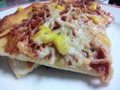 Nočná pizza (fotorecept) - Recept