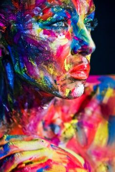 colorful. ok it isn´t relly art but ipinnted it because its a very nice picture and in love all those colors <3