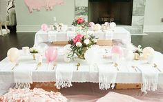 girls birthday party ideas | Wedding & Party Ideas | 100 Layer Cake