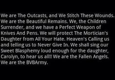 bvb army forever cx whoever did this is brilliant! Such good songs!