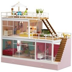 Lundby Stockholm Doll's House