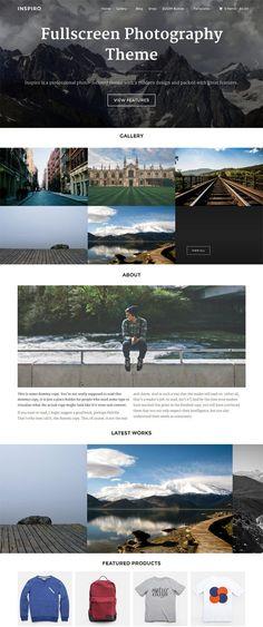 Inspiro #WordPress Theme - #WPZOOM