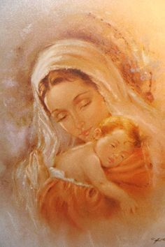 Nossa Senhora Menino Jesus