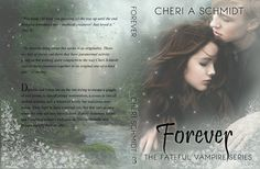 New cover art for Forever, book 3 in The Fateful Trilogy.