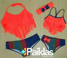 Mother Daughter Outfits, Mommy And Me Outfits, Girl Outfits, Mother And Baby, Mom And Baby, Kids Swimwear, Swimsuits, Zaful Bikinis, Cute Bathing Suits