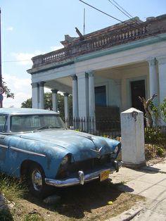 La Habana (1955 Plymouth) - Cuba
