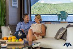 Living Room #SeaNet #Delfino93