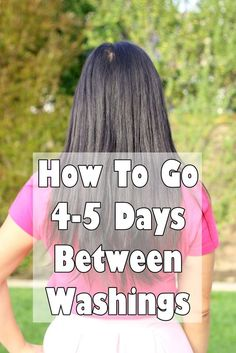Have you ever wanted to go more than one day between washings? I used to be that girl that had to wash her hair everyday else I would turn into this big grease ball. Well I am here to tell you after training my hair I can now go 3-5 days between washings