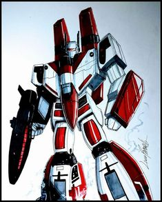 Hands down one of the greatest Jetfire pieces ever by the great Transformers Prime, Gi Joe, Transformers Generation 1, Big Robots, Robotech Macross, 90s Cartoons, Anime Comics, Comic Art