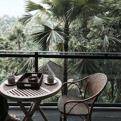 #BALI #UBUD #Bismaeight  #morningcoffee  와 - 진짜 여유롭다 ! by yenams