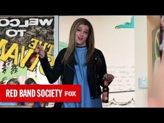 The Mean Girl   RED BAND SOCIETY   FOX BROADCASTING
