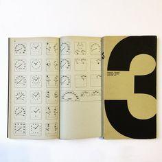 "#hiddengems (16)from AiapArchive #CDPG:""LinguaggioGrafico""concept/design Giancarlo Iliprandi,1971 #typography"
