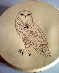 Celtic Owl...already have an owl but this would have looked AH-MAZING with the tribal tat on my back