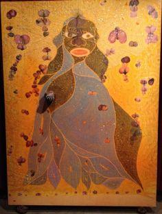 The holy virgin mary 1996 chris ofili