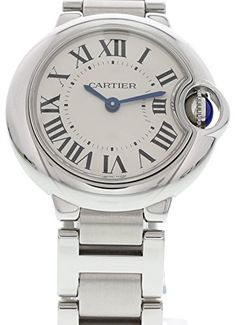 Women's Certified Pre-Owned Watches - Cartier Ballon Bleu quartz womens Watch 3009 Certified Preowned >>> For more information, visit image link.