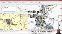 Georeferancing images in QGIS
