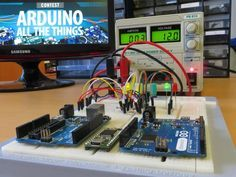 Everything you need to know to get started with Arduino. Bookmarked!