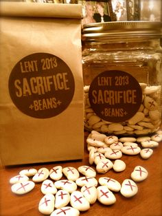 Lent is not an effort to save ourselves. We have been saved by Jesus' one and perfect sacrifice. It's time to spill the beans. Lent isn't only for grown-ups. The church season of Lent is the perfec...