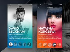 Dating app by Joao Vicente
