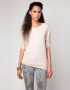 955869022d54d4 Bershka Serbia - Bershka lace detail T-shirt Le Look, Lace Detail,  Streetwear