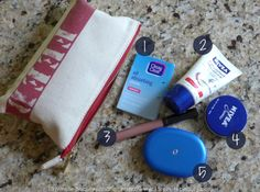 15 Minute Beauty Fanatic: Top 10 Tuesday: Beauty Items in my Purse