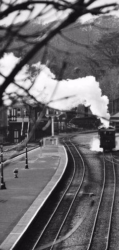 Train Station Douglas Isle of Man