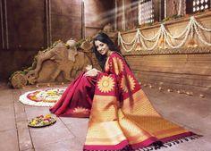 "Saree Brands That Will Make You Think""Just Go For It""!!!   #WearingSaree #Style #Emphasizes #Gentility #Fashioners #BrandHouses  #IndianClothing #IndianSaree #SatyaPaul #FamousBrand #SareeDesigns  #IndoWesternDesigns #Fabindia #FamousBrand #TATA #TraditionalWear  #Sabyasachi #Nalli #SouthIndianSilkSarees #TheGenXTimes #GenXiMedia #Divazzo"