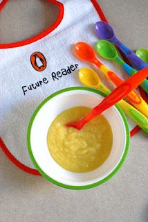 DIY baby food recipes plus good recipes for breakfast, non baby food