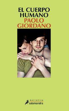 El cuerpo humano, de Paolo Giordano