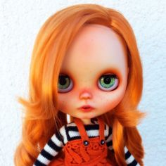 Lucy  #blythe #customblythe #faceup #repaint #blythedoll