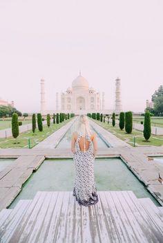 We Went to India! - aspyn ovard