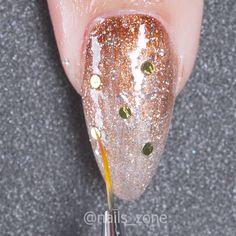 The nail set is clean and gentle 🥰🥰🥰 By: Nail Art Designs Videos, Nail Art Videos, Best Nail Art Designs, Nude Nails, Acrylic Nails, Kawaii Nails, Nail Set, Nail Art Hacks, Cool Nail Art