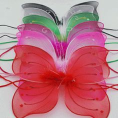 """baby butterfly wings 9x7"""" or ladybug and bumble bee 10x8"""" 3.50 each on Etsy, $3.50"""