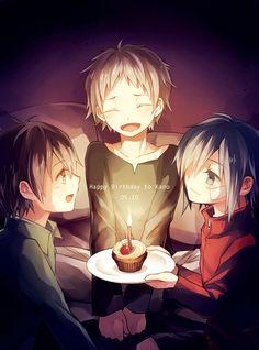 Seto, Kano, and Kido