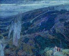Henry Ossawa Tanner, Angels Appearing before the Shepherds, c. oil on canvas, x cm (Smithsonian American Art Museum, Washington D. African American Artist, American Artists, Canadian Artists, Henry Ossawa Tanner, Spiritual Paintings, Religious Paintings, Pictures Of Christ, Bible Pictures, Galo