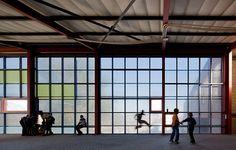 Alexandra Interpretation Centre – Peter Rich Architects