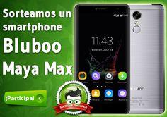 Sorteo de un smartphone Bluboo Maya Max del blog Teknófilo #sorteo #concurso http://sorteosconcursos.es/2016/09/sorteo-de-un-smartphone-bluboo-maya-max/