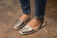 Image of Bronze Pons Avarcas Sandals