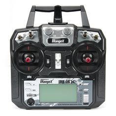 iRangeX iRX-i6X 2.4GHz 10CH AFHDS 2A RC Transmitter With A8S Receiver Sale - Banggood Mobile