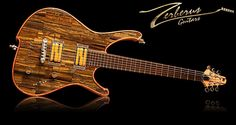Zerberus-Guitars proudly presents the world's first electric guitar with genuine Tiger´s Eye top. That incredible artwork is equipped with Lace Alumitone pickups. Alumitones? Hell Yeah! We will debut at the Anaheim NAMM show in January 2016. The Tiger´s Eye and some more of our genuine Gemstone-Top guitars will debut at the NAMM show. Our booth number is #1394. We would be very glad to welcome you at our booth. #guitars #thenammshow #zerberus